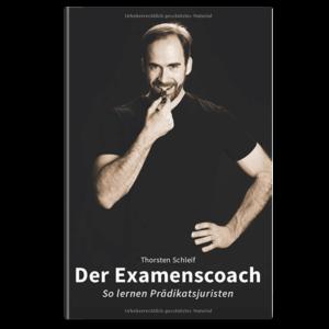 Der Examenscoach | Buch Cover | Thorsten Schleif