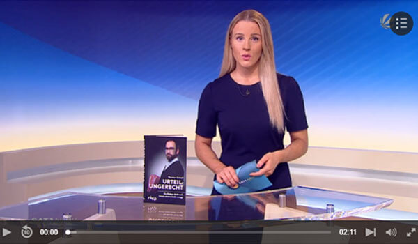 Richter veröffentlicht Buch | Videp | Thorsten Schleif