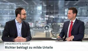 Thorsten Schleif über sein Buch ein Richter deckt auf | Video | Thorsten Schleif